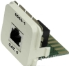 AMP CO Plus Cat. 6 RJ-45 Insert for All Applications
